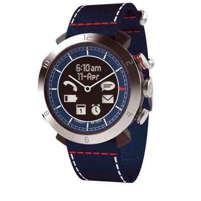 COGITO CLASSIC Leather Blu