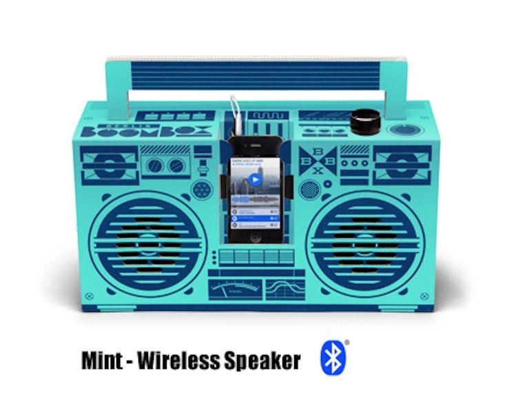Mint - Classic Speaker (Bluetooth)
