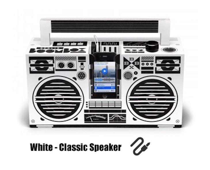 White - Classic Speaker