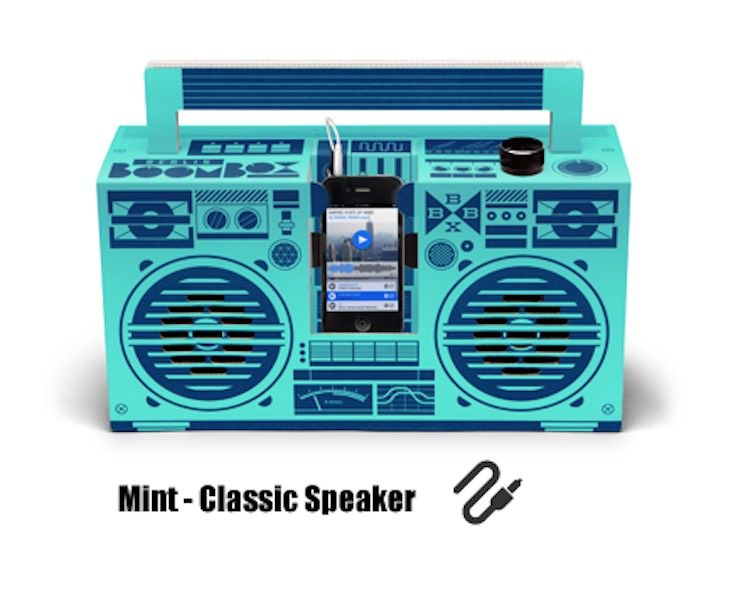 Mint - Classic Speaker