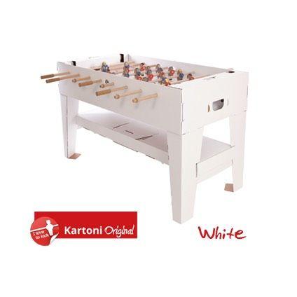 Kartoni Original WHITE