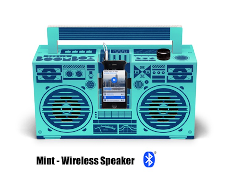 Mint - Classic Speaker (Bluetooth)
